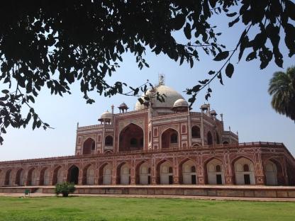 Delhi hanumyans tomb