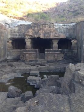 Ellora Jain temple