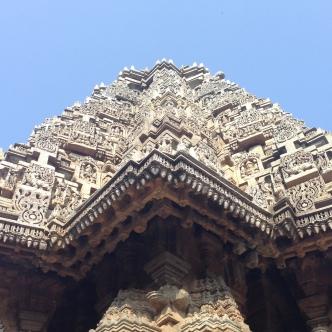 Mysore Kesava temple