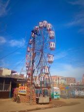Vrindavan ferris wheel